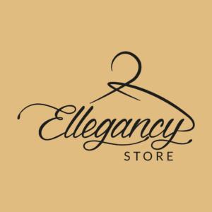 Logo Ellegance criado pela Inout Marketing Digital em Piracicaba