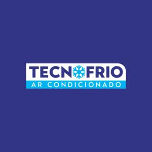 Logo Tecnofrio criado pela Inout Marketing Digital em Piracicaba