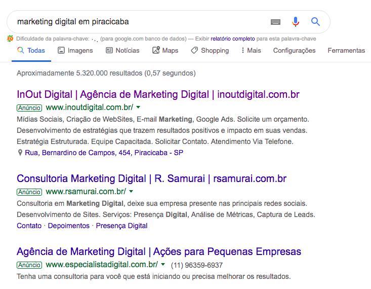 O que são links patrocinados no Marketing Digital? 1